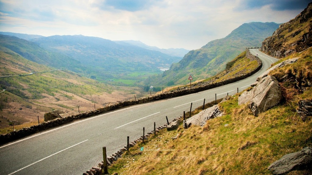 Llanberris Pass