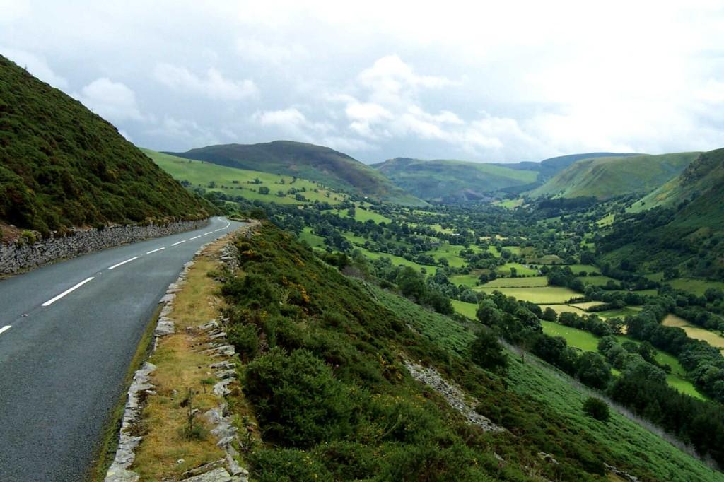 Berwyn Pass