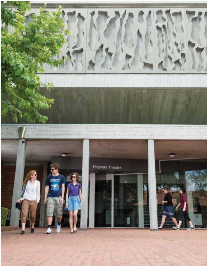 Hayman Theatre (Curtin University)