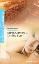 Lights, Camera...Kiss the Boss